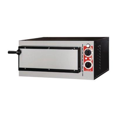 Horno pizza compacto Pisa 1 cámara DS180 GASTRO M