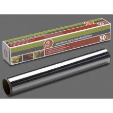 Bobina de Papel de Aluminio de 50 Metros 353100 (1 ud)