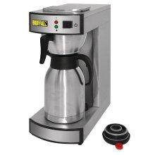 Cafetera comercial 1,9 litros DN487 Buffalo
