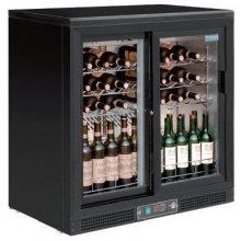Botellero Expositor Refrigerado Puertas Pivotantes GH131 POLAR