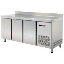 Mesa Snack Mantenimiento Congelados Fondo 600 3 puertas MCCH-200