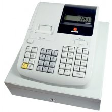 Caja Registradora OLIVETTI Blanca con Factura Simplificada ECR7190