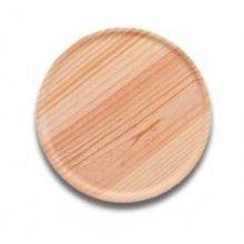 Plato de Madera para Pulpo o Pizza de 22 Cms 8027 (1 ud)