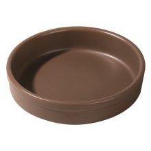 Caja de 3 Cazuelas para horno de Porcelana de 980cc de 20x4'5cm 01S1075 Eurodra (caja 3 uds)
