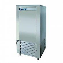 Enfriador de Agua Heladería 500 litros con mezclador de agua EUROFRED E500AC-M
