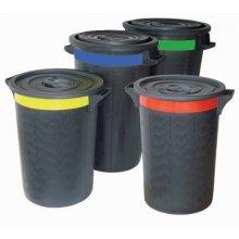 Tapa para Cubo de Basura de 50 litros de 41x3cm de diámetro 4059 FERVIK (1 ud)