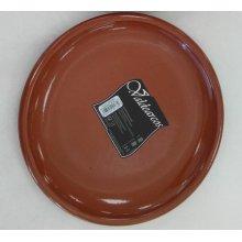 Plato de Churrasco 26 cm LOM01034 (Caja 6 uds)