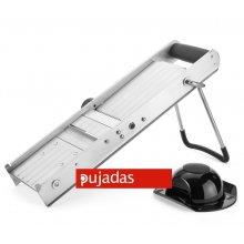 Mandolina de cocina de Acero Inoxidable PUJADAS P975.600 (1 ud)