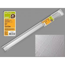 Rollo Mantel de 1x5metros Color Blanco 380000 Best Product (1 ud)