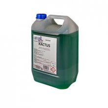 Limpiador de 5 litros para sanitarios y zonas esmaltadas con aroma a Aloe KACTUS QLZ920 DICAPRODUCT (1 ud)