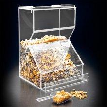 Dispensador de Cereales Acrilico de 25'5x20'5x36cm 119.23 GDP (1 ud)