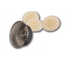 """Pack 125 Envases de Aluminio para Pollo de 1'4 Litros """"Mondis"""" ECA001 Dicaproduct (1 Pack)"""