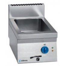Baño María Eléctrico 15 litros GN1/1 Snack 650 SBME-40 E EDENOX