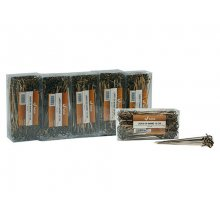 Pack 1000 Lazos de Bambu Negro de 15cm 001010NV Betik (1 pack)