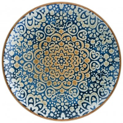 "Plato Pizza Gourmet ""Alhambra"" de 32x2cm B928252E VIEJO VALLE (Caja 6 uds)"
