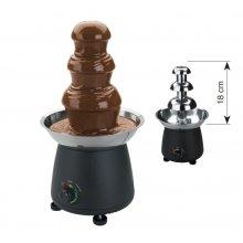 Fuente De Chocolate Pequeña de 35W con Capacidad para 0,50Litros. CHOCOLATE LACOR 69318 (1 ud)