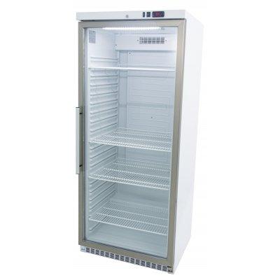 Armario refrigerado puerta de cristal 600 litros blanco ARCH-600V