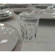 Vaso de Chupito Strike de 4'6cl Cristal 158-F6008C ALAR (Caja 6 uds)