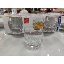 Pack de 3 Vasos Chupito Modelo Galaxia de 6cl CIF01016 EFG (1 pack)