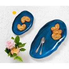 Rabanera de 21cm Stone Azul Cobalto 4631-6590/17 Lubiana (caja 6 uds)
