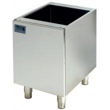 Soporte neutro con 1 puerta 400x520x660h mm D604D ARISCO