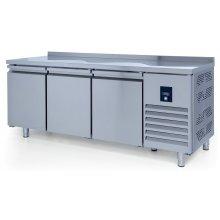 Mesa Snack Refrigerada fondo 600 1500x600x850 mm CTS275CR