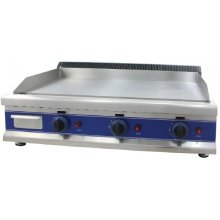 Frytops a Gas Acero Rectificado 12 mm de 950x610x340h mm ICG950 (OUTLET)