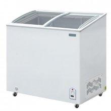Arcón Congelador con Puertas deslizantes de Cristal 200 Litros CM433 POLAR