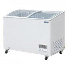 Arcón Congelador de 270 Litros con puertas deslizantes de cristal CM434 POLAR