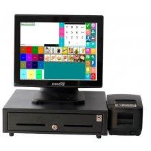 TPV Compacto Táctil MC200 para Tiendas y Comercios