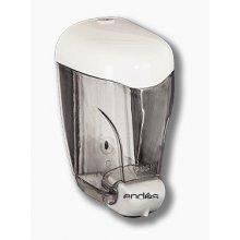 Dispensador de Jabon Modelo Teyde blanco DIJ900 Dicaproduct (1 ud)