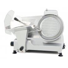 Cortadora de Embutidos cuchilla 250 mm y Potencia 240W con Base de Aluminio Anodizado CFA-250