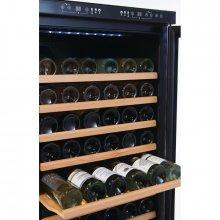 Botellero Expositor Refrigerado 2 zonas para 155 botellas CE218 POLAR