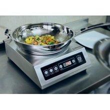 Inducción de sobremesa WOK de 60-240°C y 10 niveles de potencia IW-35 E EDENOX