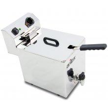 Freidora Eléctrica con Grifo de Vaciado de 10L EVO10G