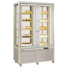 Armario Expositores de Congelación 2 puertas -10°C a -17°C VECSO-800 EDENOX