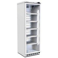 Armario Expositor Refrigerado 460 Litros Especial farmacia Línea CÓRDOBA APS400GT CLIMAHOSTELERIA