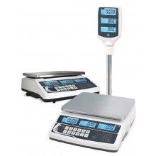 Balanza Comercial 30 Kg sin Impresora para Conexión a TPV XTA30 BAXTRAN
