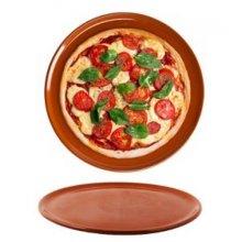 Plato de Pizza Terracota de 32 cms 36-0533 ALAR (Caja 6 uds)
