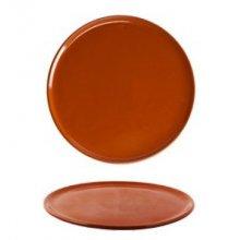 Plato de Pizza Terracota de 29 cms 36-0530 ALAR (Caja 9 uds)