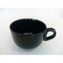 Taza Jumbo Earth de 40cl Negro 138-2739-604 ALAR (1 ud) (OUTLET)