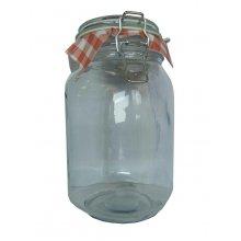 Tarro Hermético de Cristal Cok de 1,5 Litros 147-0004 ALAR (1 ud)