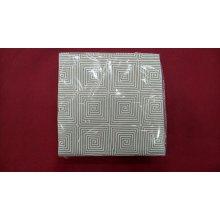 Paquete de 50 uds de Servilletas de 40x40 cms color Blanca diseño Espiral PP40ESPIRAL HOSTELCASH (1 paquete)