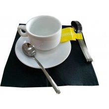 Mazo de 6 uds de Cuchara Café 18% Serie Cuba M2762 COMAS