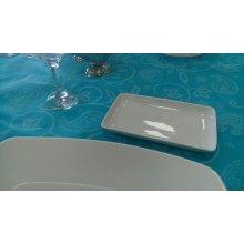Rabanera Porcelana Blanca 16x10cm PACD1023 EFG (caja 24 uds)