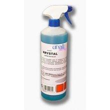 Limpia cristales y superficies no porosas de 1 litro KRYSTAL QCZ901 DICAPRODUCT (1 ud)