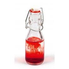 Pack 3 Botellas de 11cl Cristal tapa Inox B898002R VIEJO VALLE (1 pack)