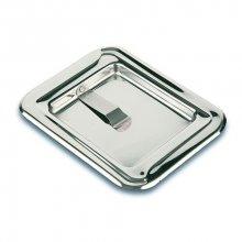 Bandeja cambio Pequeña 15,5x12,5cm con pinza cobre viejo 9300.COBRE ALEXALO (OUTLET LIQUIDACIÓN) (1 ud)