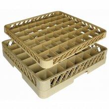 Cesta Lavavajillas para vasos/copas 49 Compartimientos 50x50x10cm 118.28 GDP (1 ud)