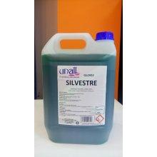 Limpiador sanitarios y zonas esmaltadas aroma pino 5 litros SILVESTRE QLZ922 (1 ud)